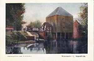 DenHaller rond 1905. Bron : waterradmolens.nl